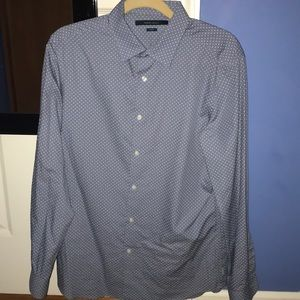 Perry Ellis casual button down